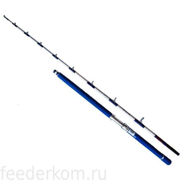Спиннинг для морской рыбалки SFT Deep Sea Jig 2.1m 400-1200g≥80lbs 2sec
