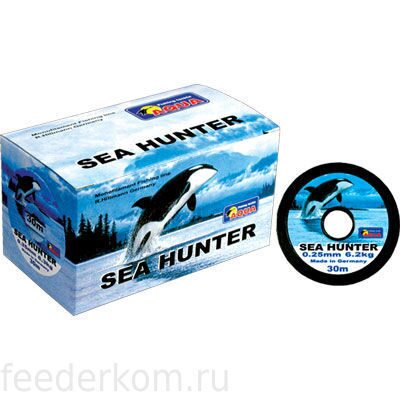 Леска зимняя Sea Hunter