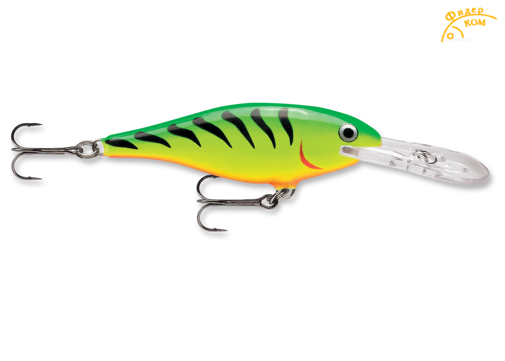 Воблер Rapala SHAD RAP FT