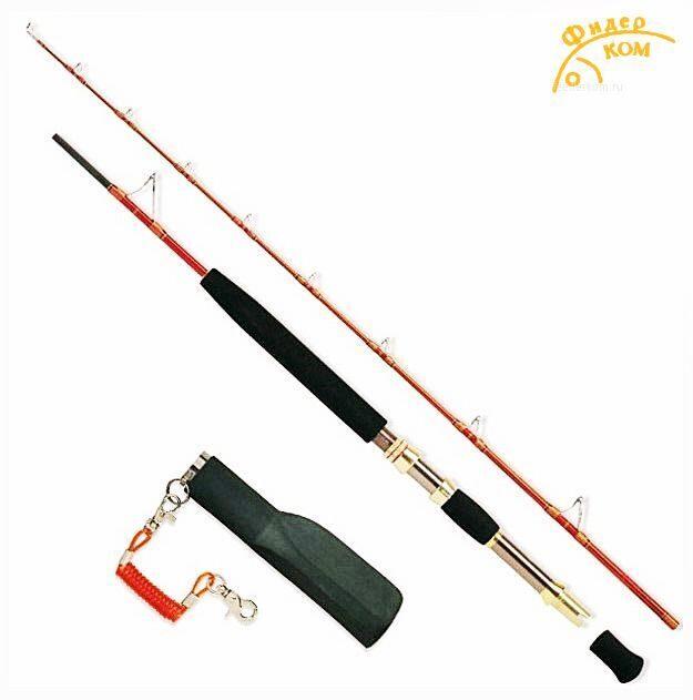 Спиннинг для морской рыбалки WFT 68 North 2 10 Com B 20