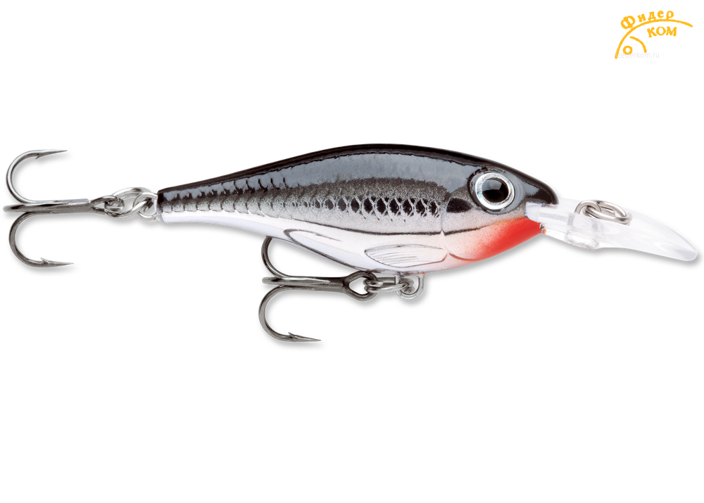 Воблер Rapala ULTRA LIGHT SHAD CH