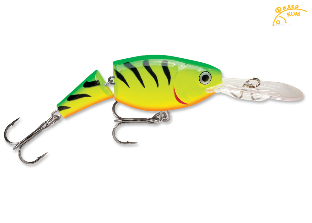 Воблер Rapala Jointed Shad RAP FT