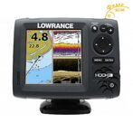 Эхолот LOWRANCE HOOK-5 MID/HIGH/DOWNSCAN GPS