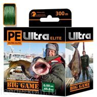 Плетеный шнур PE ULTRA ELITE BIG GAME Dark Green